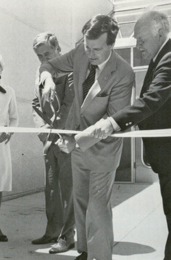John W. Carlin K-State Salina Ribbon Cutting