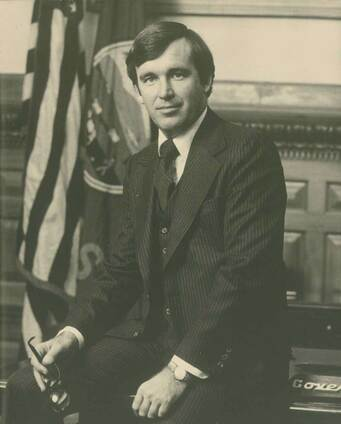 Governor John W. Carlin