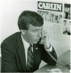 John Carlin, Former Kansas Governor