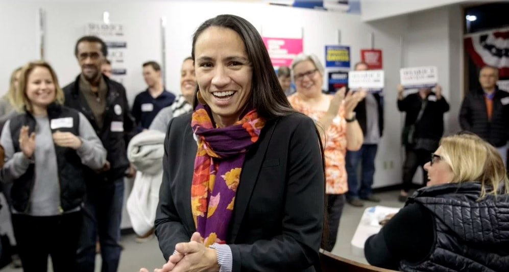 Congresswoman Sharice Davids